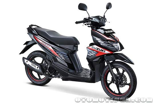 Harga Suzuki Nex II
