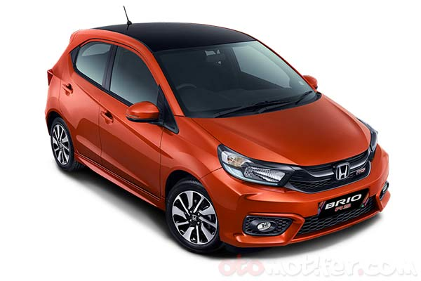 Mobil City Car Honda