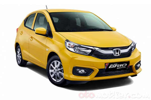 Mobil City Car Murah Honda