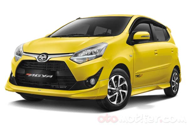 Mobil City Car Murah Toyota