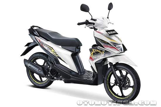 Review Suzuki Nex II