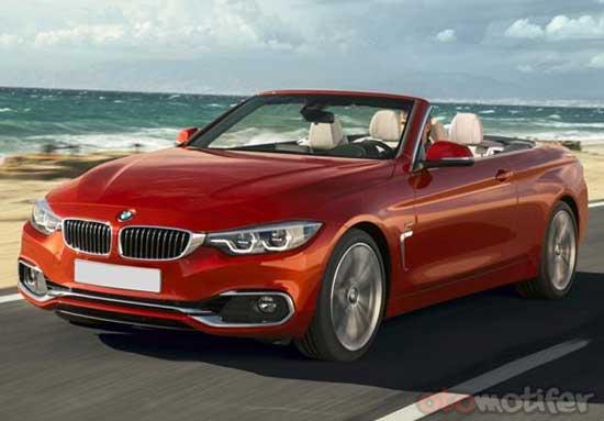 Gambar BMW 430i Convertible Sport