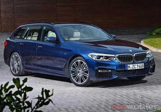 Gambar BMW 530i Touring M Sport