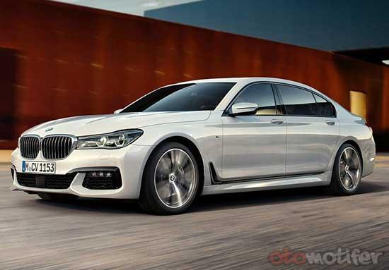 Gambar BMW 740Li