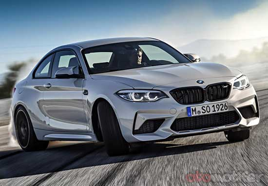 Gambar BMW M2 Competition (M-DCT)