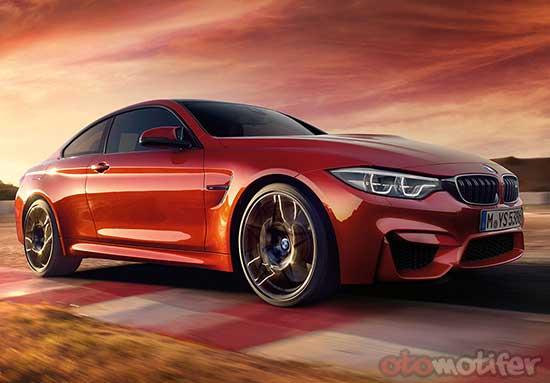 Gambar BMW M4 Coupé