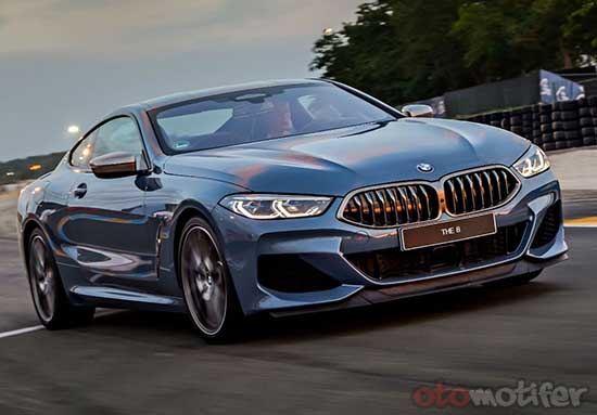 Gambar BMW M850i xDrive Coupe M Carbon