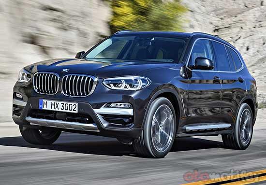 Gambar BMW X3 sDrive20i