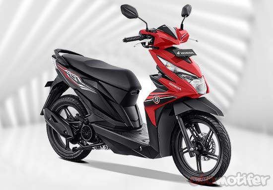 Gambar Motor Matic Honda Beat 2019