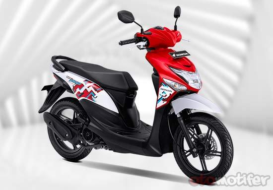 Gambar Motor Matic Honda Beat Pop