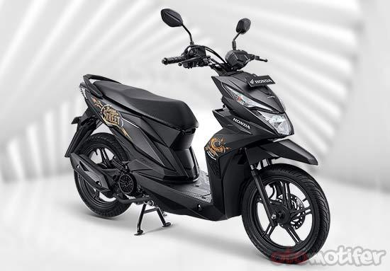 Gambar Motor Matic Honda Beat Street