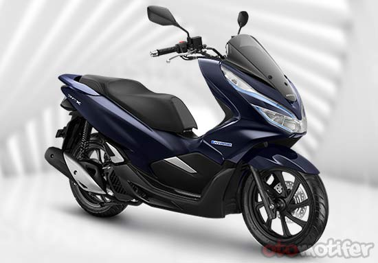 Gambar Motor Matic Honda PCX Hybrid Terbaru