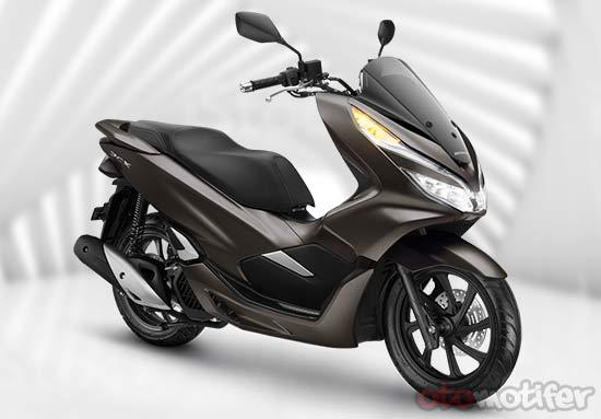 Gambar Motor Matic Honda PCX