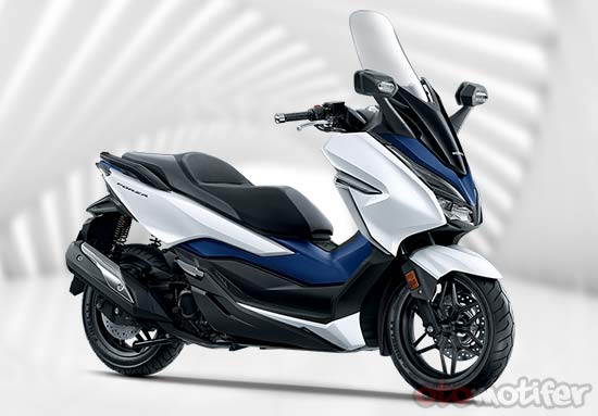 Gambar Motor Matic Honda Tercanggih