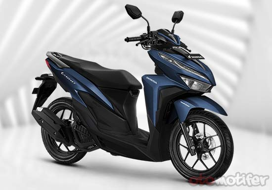 Gambar Motor Matic Honda Vario 150 Terbaru