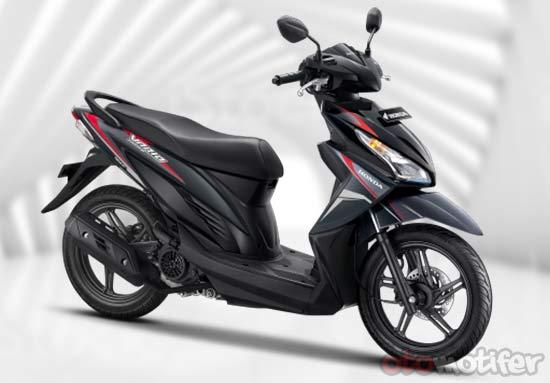 Motor Yang Cocok Untuk Wanita Dari Honda
