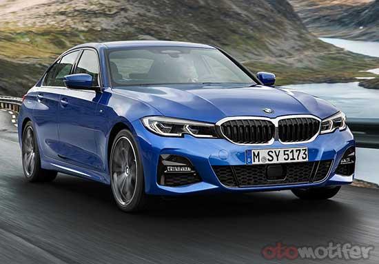 Harga Mobil BMW 320i Sport