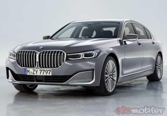 Harga Mobil BMW 730Li