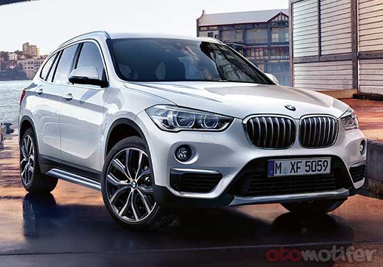 Harga Mobil BMW X1