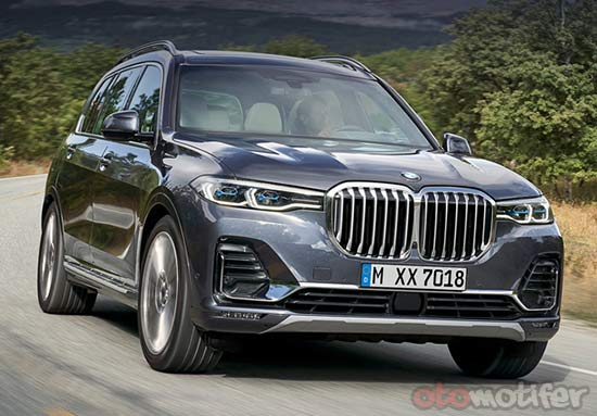 Harga SUV BMW X7