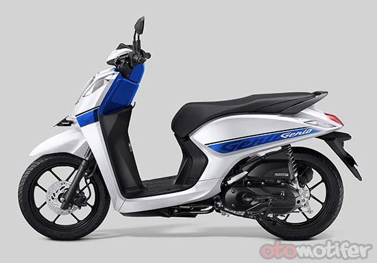 Motor Honda Genio