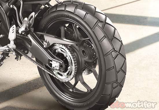 Ban Motor Yamaha XSR 155