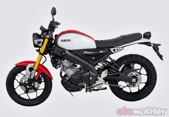 Fitur Yamaha XSR 155
