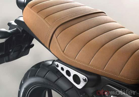 Jok Motor Yamaha XSR 155