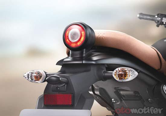 Lampu Belakang Yamaha XSR 155