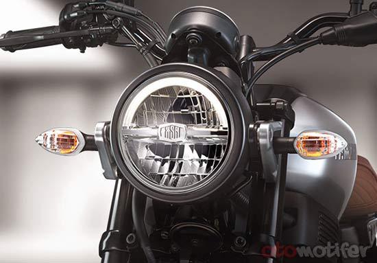Lampu Depan Yamaha XSR155