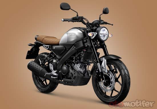 Spesifikasi dan Harga Yamaha XSR155