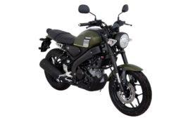 Warna Yamaha XSR155 Hijau