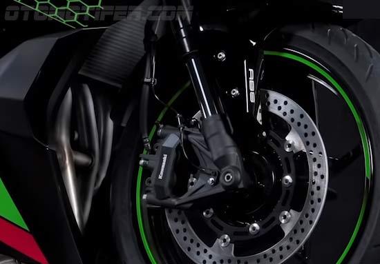 Rem Ninja ZX25R 4 Silinder