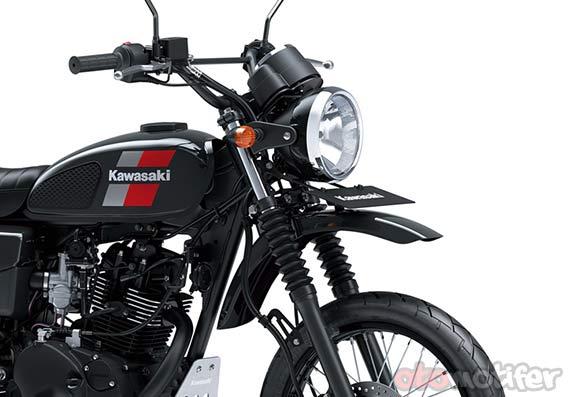 Gambar Kawasaki W175TR