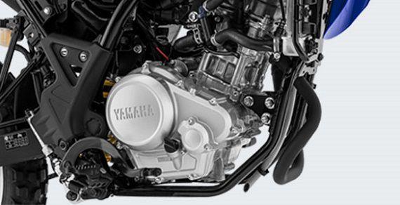 Mesin Yamaha WR155