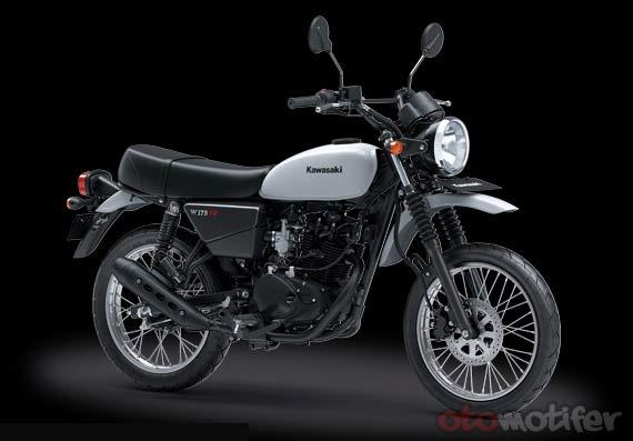 Motor Kawasaki W175 TR