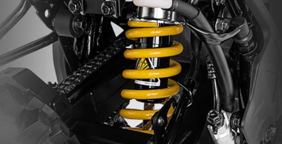 Shockbreaker Yamaha WR155R