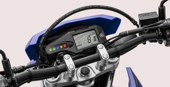 Speedomerter Yamaha WR 155R
