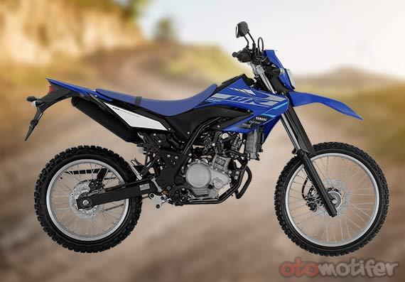 Spesifikasi Yamaha WR 155R