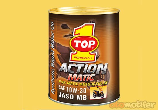 Oli TOP 1 Action Matic